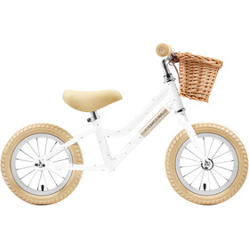 "Creme Mia Push Bike 12"" Kids gold chic"